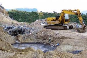 Καταγγελίες για μολυσμένα νερά από το ΧΥΤΑ Μαυροράχης